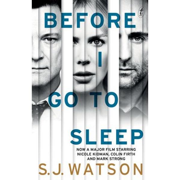 Before I Go To Sleep - S. J. Watson | Karta-nauczyciela.org