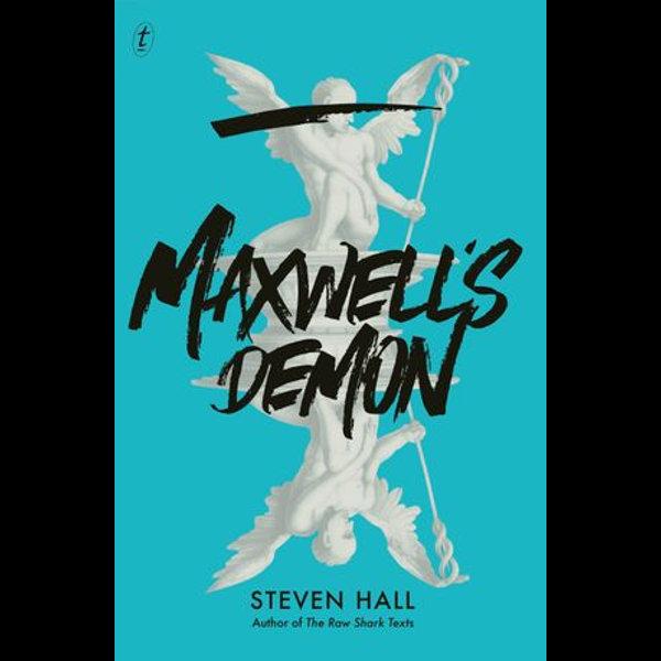 Maxwell's Demon - Steven Hall | Karta-nauczyciela.org
