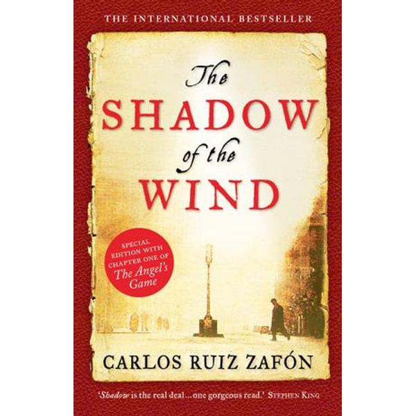 The Shadow of the Wind - Carlos Ruiz Zafón   Karta-nauczyciela.org