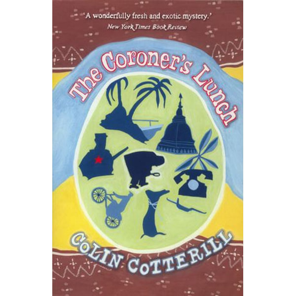 The Coroner's Lunch - Colin Cotterill | Karta-nauczyciela.org