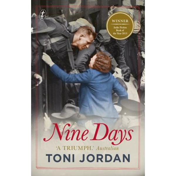 Nine Days - Toni Jordan   Karta-nauczyciela.org