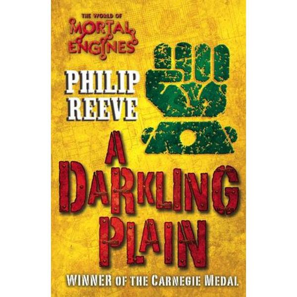 A Darkling Plain - Philip Reeve | Karta-nauczyciela.org
