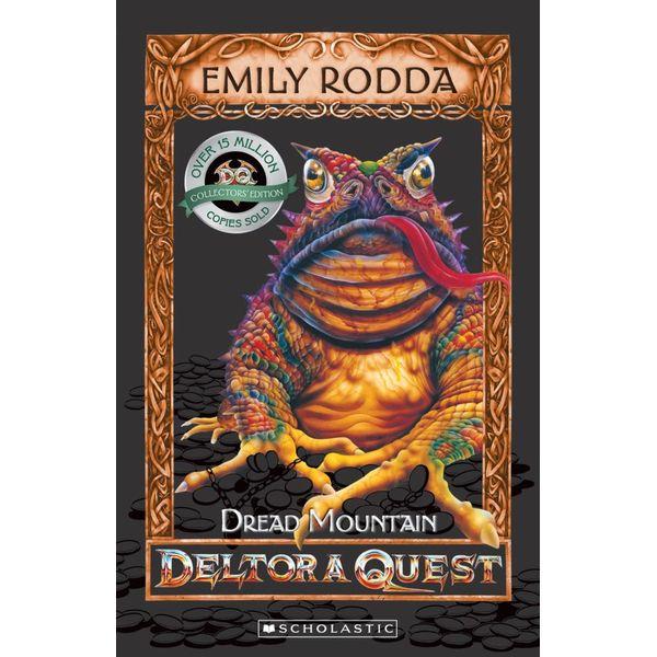Dread Mountain - Emily Rodda   Karta-nauczyciela.org