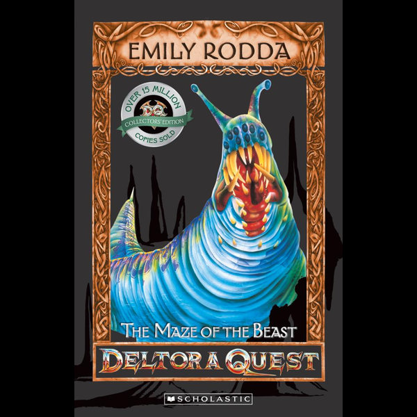 The Maze of the Beast - Emily Rodda | Karta-nauczyciela.org