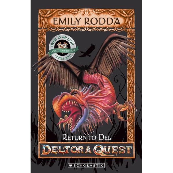 Return to Del - Emily Rodda   Karta-nauczyciela.org