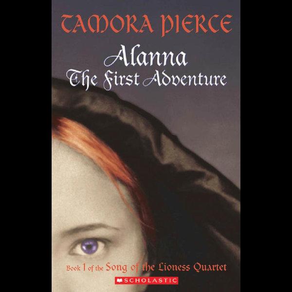 Alanna the First Adventure - Tamora Pierce | 2020-eala-conference.org