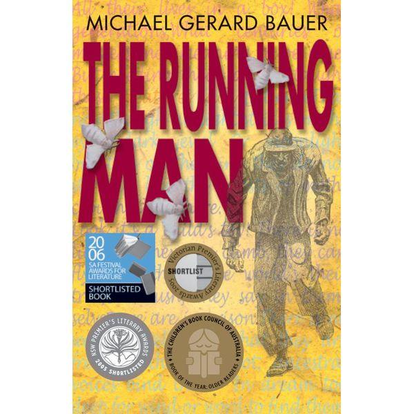 The Running Man - Michael Gerard Bauer | Karta-nauczyciela.org
