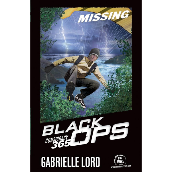Conspiracy 365: Black Ops - Gabrielle Lord | Karta-nauczyciela.org