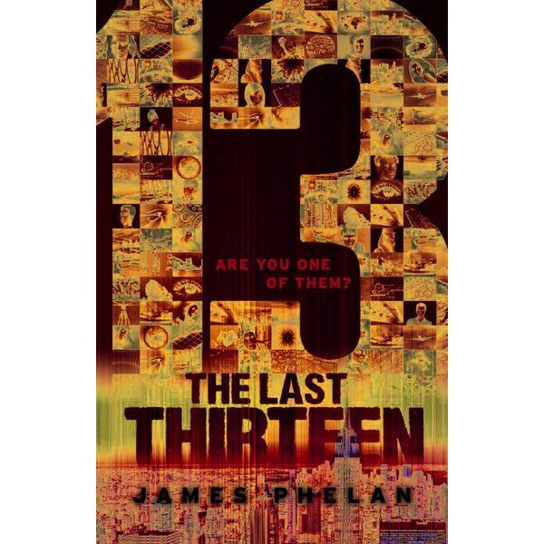 The Last Thirteen - James Phelan | Karta-nauczyciela.org