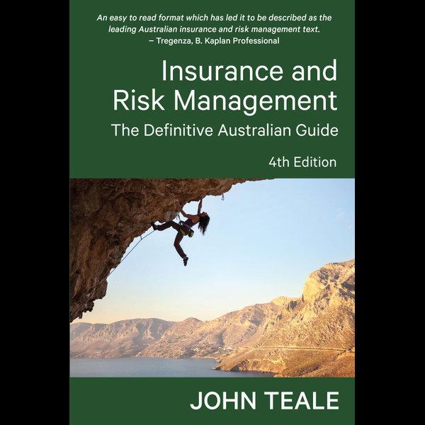 Insurance and Risk Management - John Teale   2020-eala-conference.org