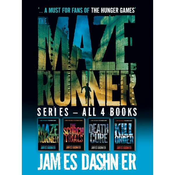 The Maze Runner Complete Collection - James Dashner | 2020-eala-conference.org