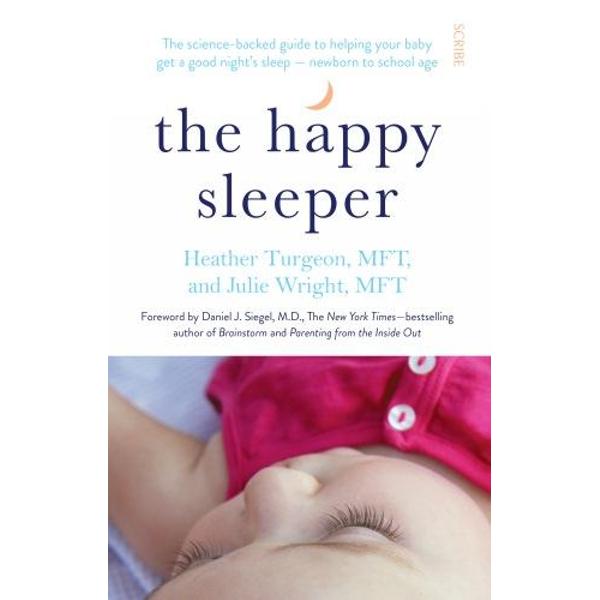 The Happy Sleeper - Julie Wright, Heather Turgeon   Karta-nauczyciela.org