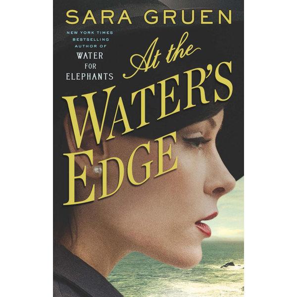 At the Water's Edge - Sara Gruen | Karta-nauczyciela.org