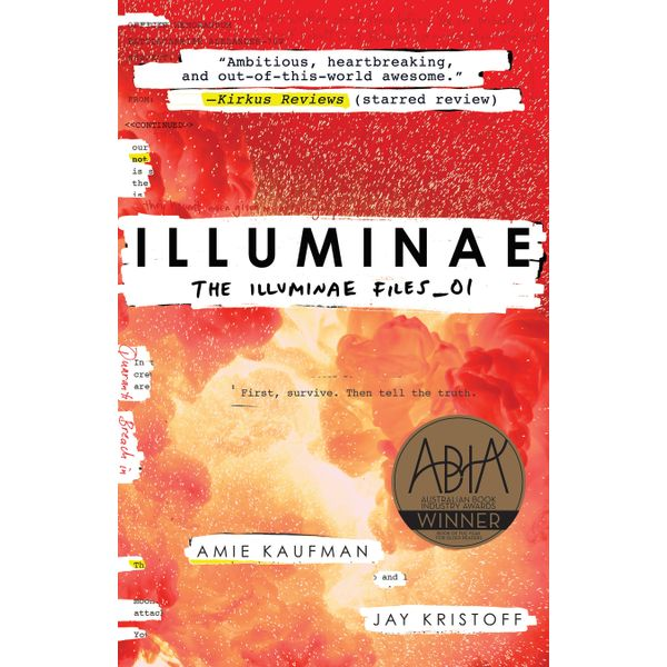 Illuminae - Amie Kaufman, Jay Kristoff | 2020-eala-conference.org