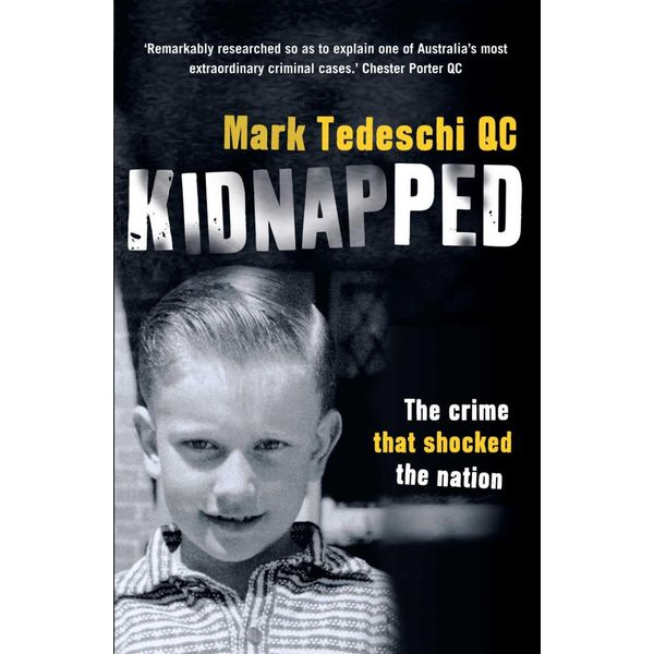 Kidnapped - Mark Tedeschi | Karta-nauczyciela.org
