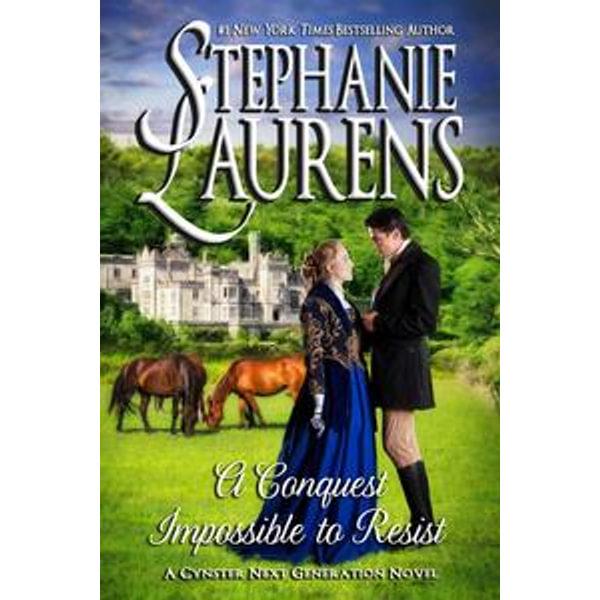 A Conquest Impossible To Resist - Stephanie Laurens | Karta-nauczyciela.org