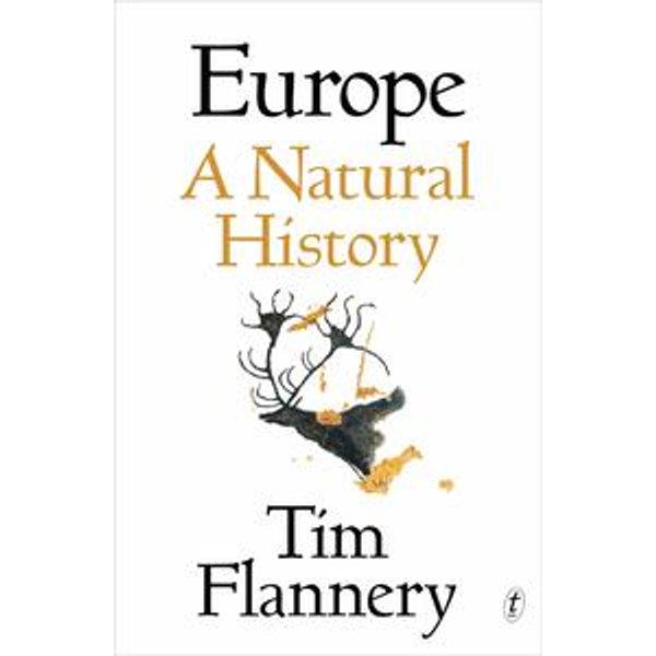 Europe - Tim Flannery | Karta-nauczyciela.org