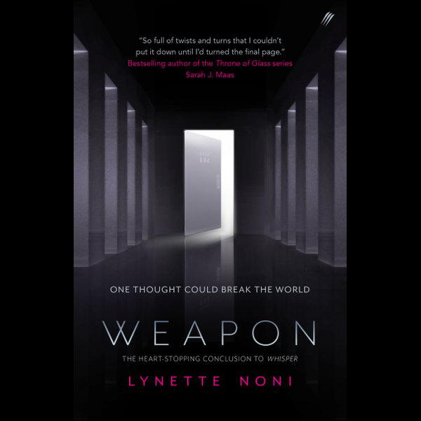 Weapon - Lynette Noni   Karta-nauczyciela.org