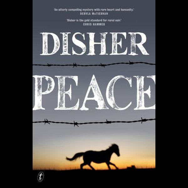Peace - Garry Disher   Karta-nauczyciela.org