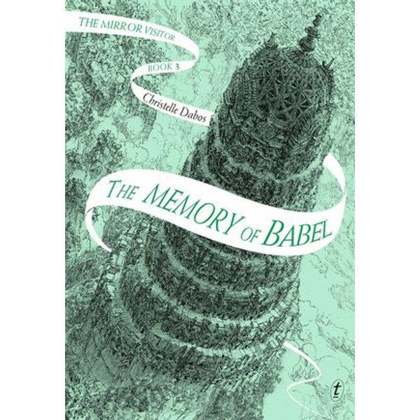 The Memory of Babel - Christelle Dabos, Hildegarde Serle (Translator) | Karta-nauczyciela.org