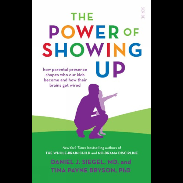 The Power of Showing Up - Tina Payne Bryson | 2020-eala-conference.org
