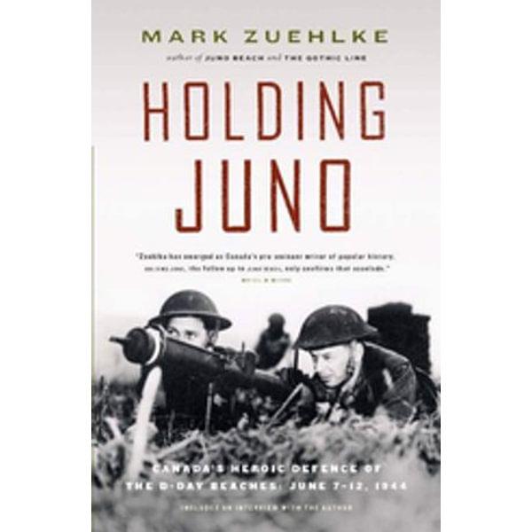 Holding Juno - Mark Zuehlke | Karta-nauczyciela.org