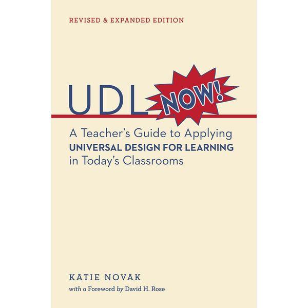 UDL Now! - Katie Novak, David Rose | 2020-eala-conference.org