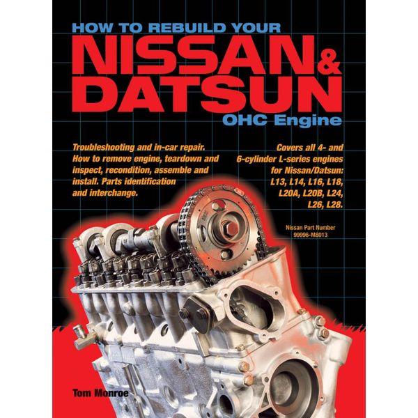 How to Rebuild Your Nissan & Datsun OHC Engine - Tom Monroe   Karta-nauczyciela.org