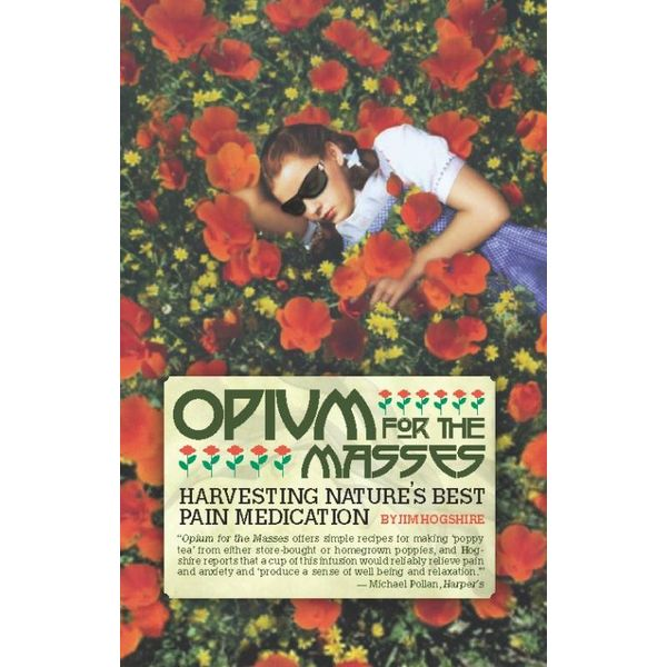 Opium for the Masses - Jim Hogshire   Karta-nauczyciela.org