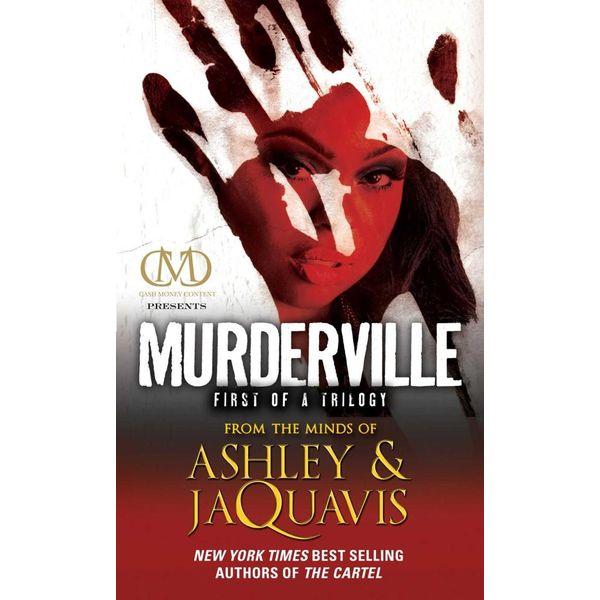 Murderville - Ashley Coleman, JaQuavis Coleman   Karta-nauczyciela.org