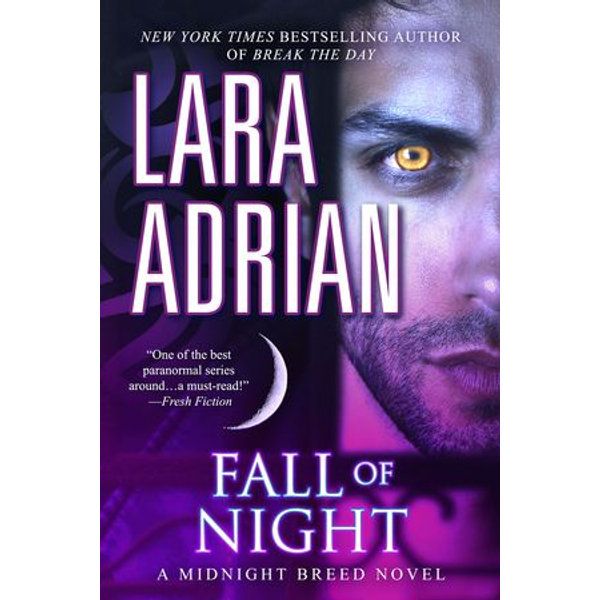 Fall of Night - Lara Adrian   Karta-nauczyciela.org