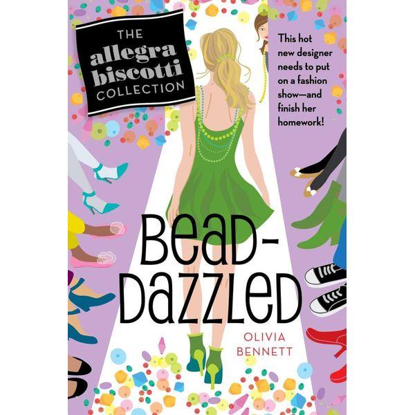 Bead-Dazzled - Olivia Bennett, Georgia Rucker (Illustrator) | Karta-nauczyciela.org