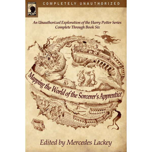Mapping the World of the Sorcerer's Apprentice - Mercedes Lackey (Editor) | Karta-nauczyciela.org