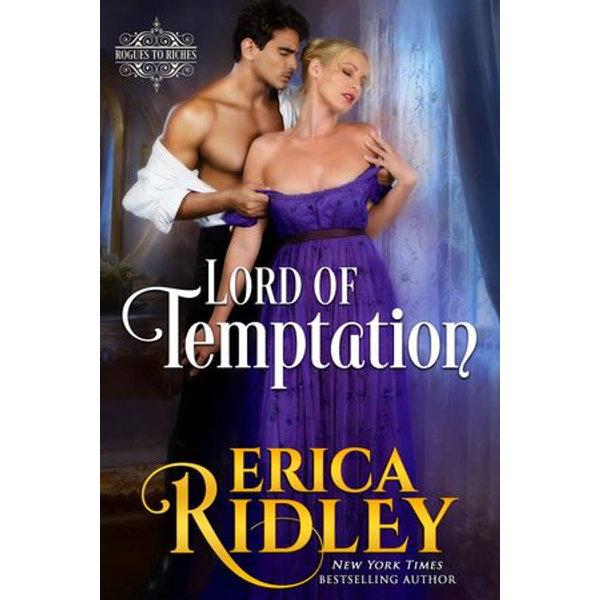 Lord of Temptation - Erica Ridley   Karta-nauczyciela.org