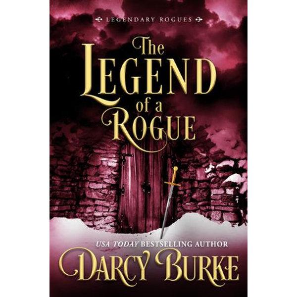 The Legend of a Rogue - Darcy Burke   Karta-nauczyciela.org