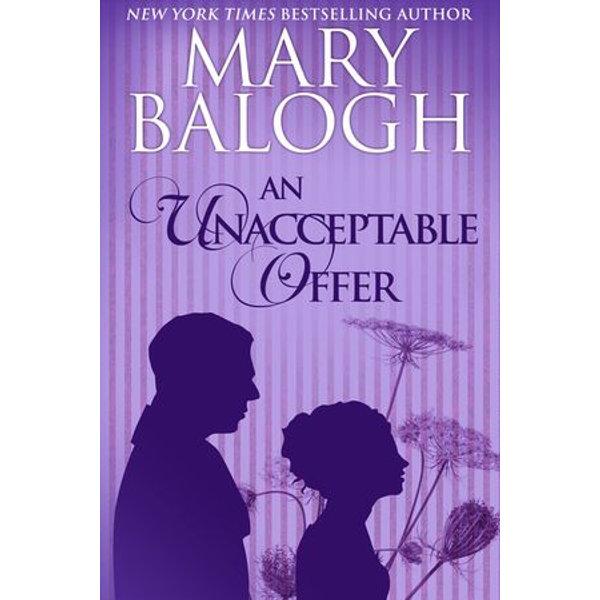 An Unacceptable Offer - Mary Balogh | Karta-nauczyciela.org