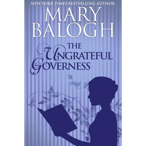 The Ungrateful Governess - Mary Balogh | Karta-nauczyciela.org