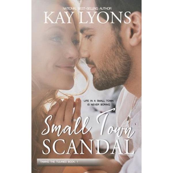 Small Town Scandal - Kay Lyons   Karta-nauczyciela.org