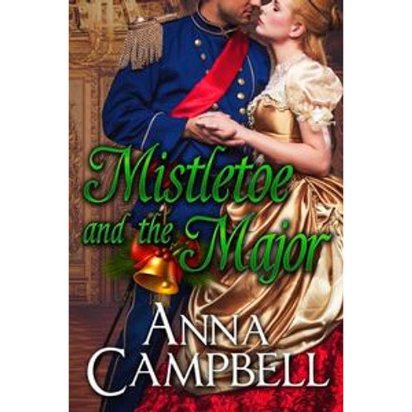 Mistletoe and the Major - Anna Campbell   Karta-nauczyciela.org