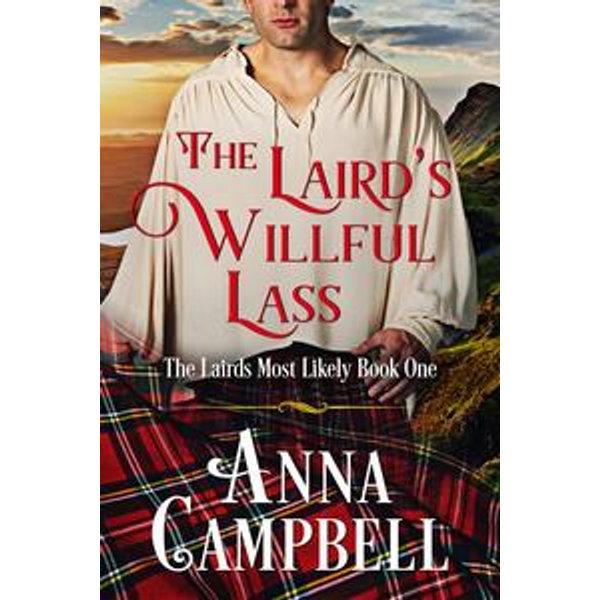 The Laird's Willful Lass - Anna Campbell   Karta-nauczyciela.org