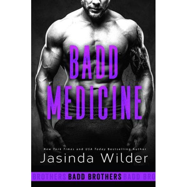 Badd Medicine - Jasinda Wilder | Karta-nauczyciela.org