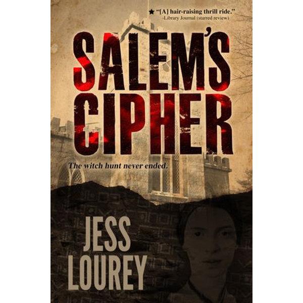 Salem's Cipher - Jess Lourey | Karta-nauczyciela.org