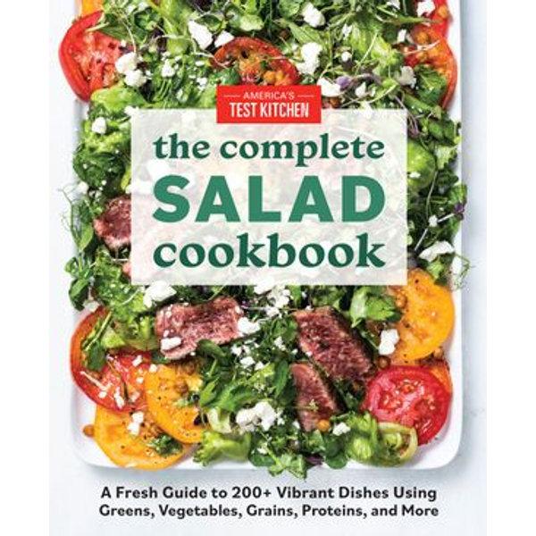 The Complete Salad Cookbook - America's Test Kitchen   Karta-nauczyciela.org