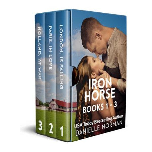 Iron Horse Box Set - Danielle Norman   Karta-nauczyciela.org