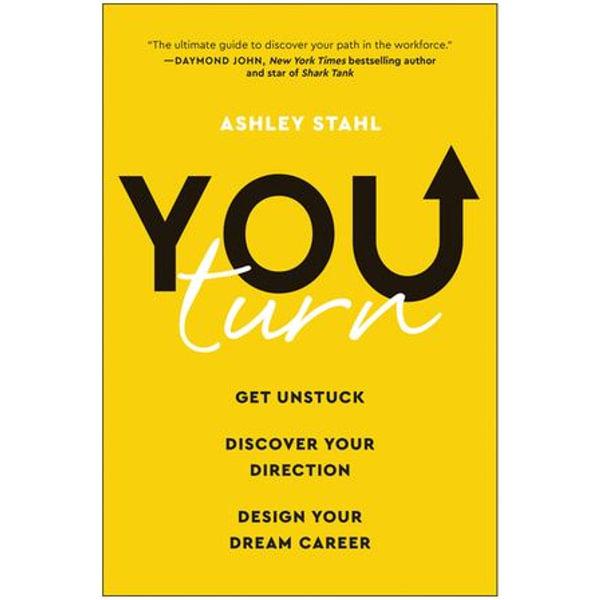 You Turn - Ashley Stahl | Karta-nauczyciela.org