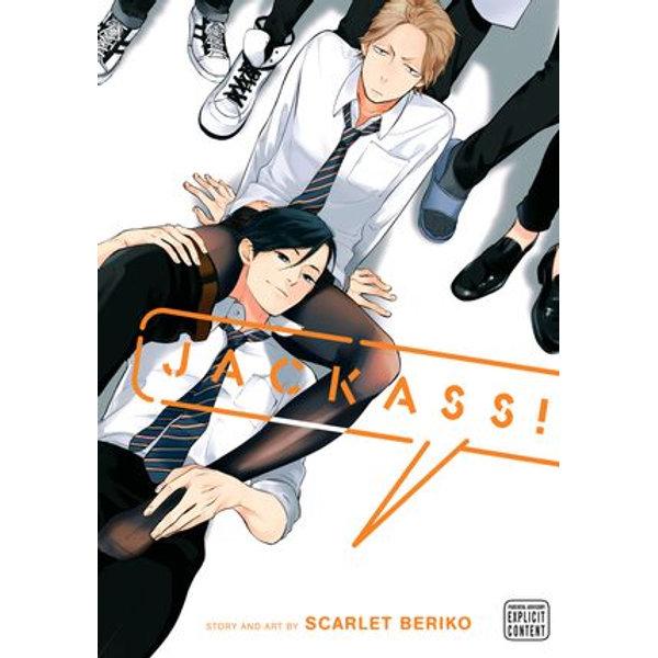 Jackass!, Vol. 1 (Yaoi Manga) - Scarlet Beriko | 2020-eala-conference.org