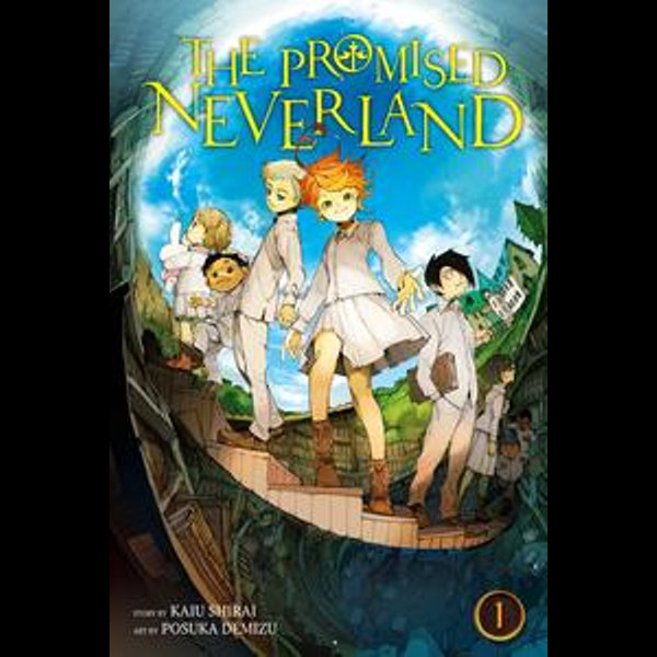 The Promised Neverland, Vol. 1 - Kaiu Shirai, Posuka Demizu (Illustrator) | Karta-nauczyciela.org