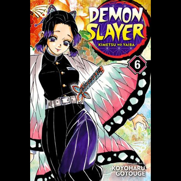 Demon Slayer: Kimetsu no Yaiba, Vol. 6 - Koyoharu Gotouge | 2020-eala-conference.org