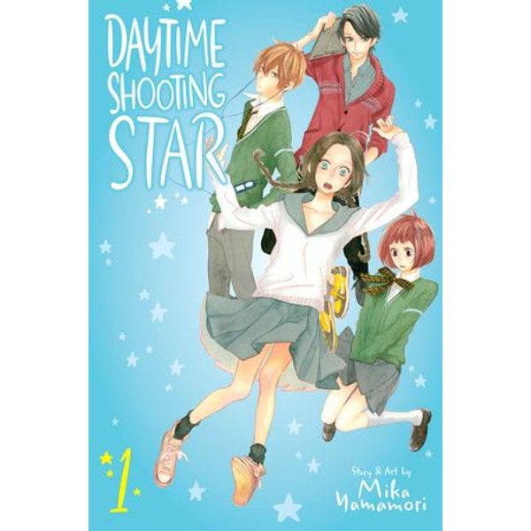 Daytime Shooting Star, Vol. 1 - Mika Yamamori   Karta-nauczyciela.org