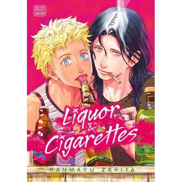 Liquor & Cigarettes (Yaoi Manga) - Ranmaru Zariya | Karta-nauczyciela.org